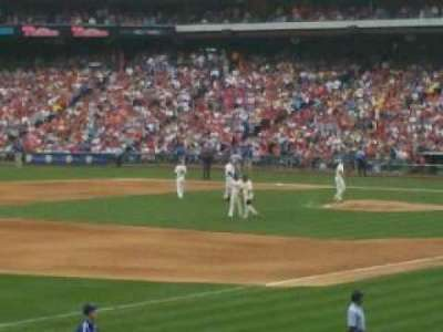 Citizens Bank Park, section: 136, row: 25, seat: 16