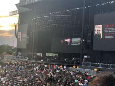 Hershey Park Stadium, section: 25, row: A, seat: 26