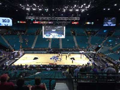MGM Grand Garden Arena section 213