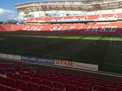 Rio Tinto Stadium section 15