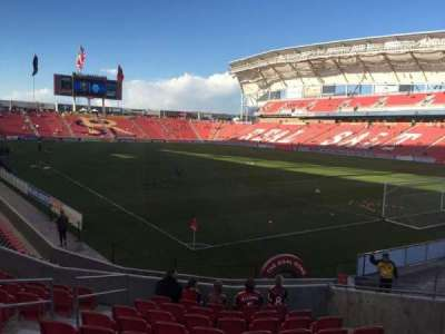 Rio Tinto Stadium section 13