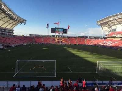 Rio Tinto Stadium section 11