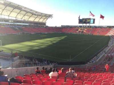 Rio Tinto Stadium, section: 7, row: X, seat: 18