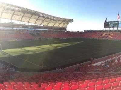 Rio Tinto Stadium section 6