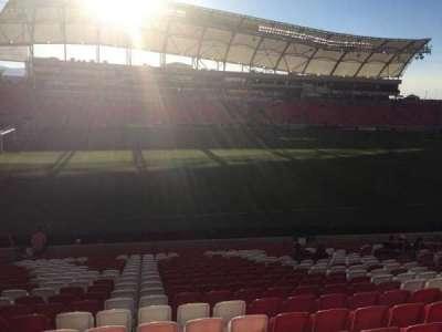 Rio Tinto Stadium section 4