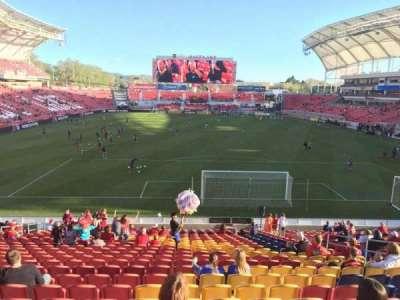 Rio Tinto Stadium section 29