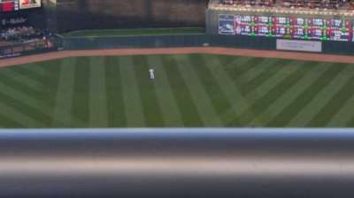 Target Field, section: 315, row: 9, seat: 20