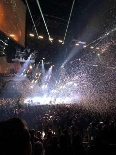 John Paul Jones Arena, section: 109, row: L, seat: 5