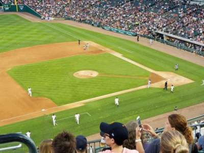 Comerica Park section 336