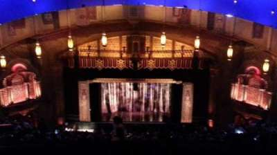 Fox Theatre (Atlanta), section: Gallery Right A, row: R, seat: 106