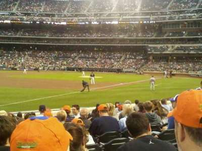 Citi Field, section: 124, row: 16, seat: 7
