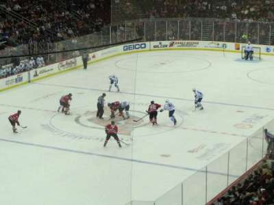 Prudential Center section RST 2