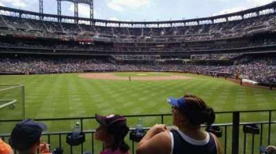 Citi Field, section: 136, row: 3, seat: 22