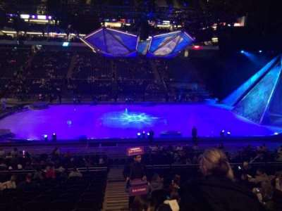 The O2 Arena section 111