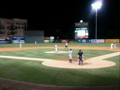 Fluor Field, section: 107, row: J, seat: 2