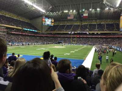 Alamodome section 143