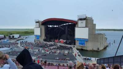 Jones Beach Theater, section: 2, row: LL, seat: 16