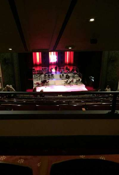 New York City Center, section: Mezz, row: J, seat: 106