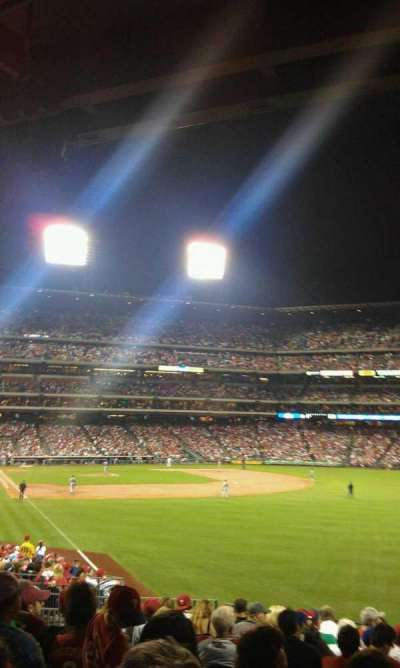 Citizens Bank Park section 107