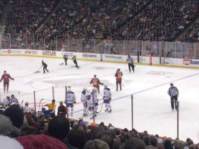 Xcel Energy Center, section: 114, row: 19, seat: 6-8