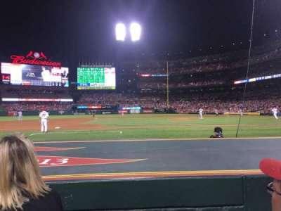 Busch Stadium, section: 156D, row: E, seat: 8