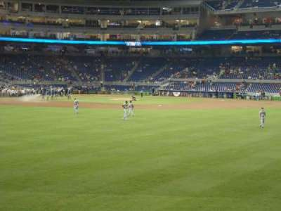 Marlins Park section 35