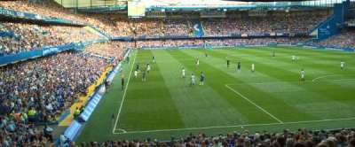 Stamford Bridge, section: Matthew Harding Lower Block 15, row: CC, seat: 148