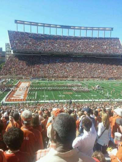 Texas Memorial Stadium section 31