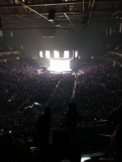 BOK Center, section: 307, row: M, seat: 2
