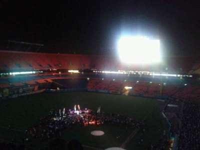 Hard Rock Stadium section 452