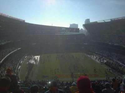Soldier Field, section: 354
