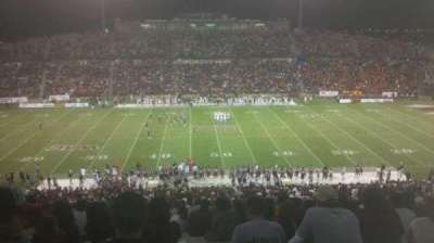 Aggie Memorial Stadium, section: T