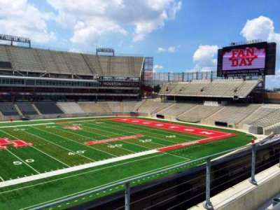 TDECU Stadium section 230
