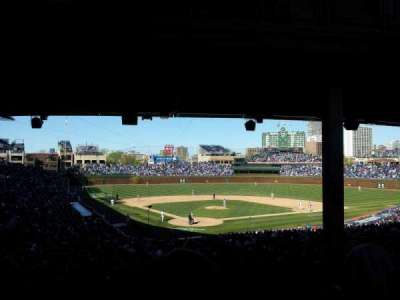 Wrigley Field section 223