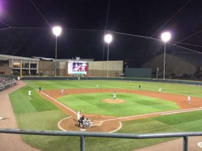 Olsen Field, section: 205, row: 2, seat: 15