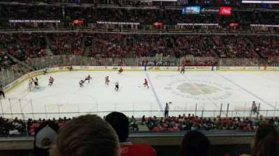 United Center, section: 219, row: 3, seat: 3
