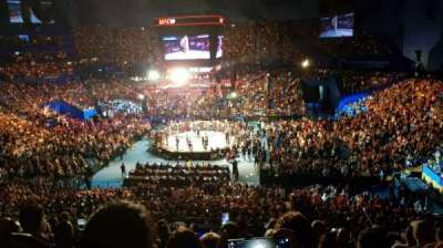 RAC Arena, section: 304-1, row: M, seat: 10