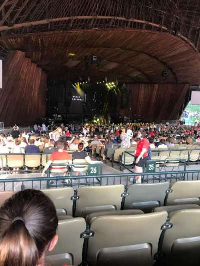 Blossom Music Center, section: 37, row: D, seat: 20