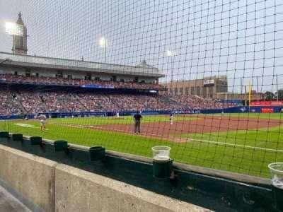 Sahlen Field, section: 118, row: C, seat: 13