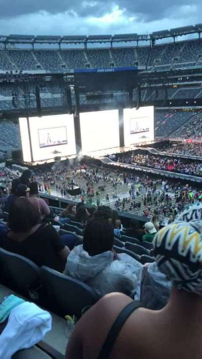 MetLife Stadium, section: 236, row: 7, seat: 7