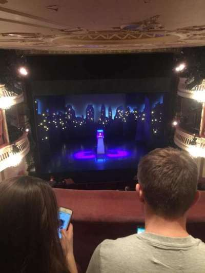 Criterion Theatre section Upper circle