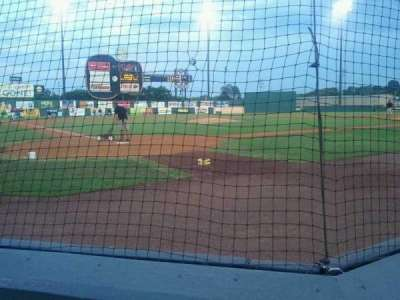 Herschel Greer Stadium, section: M, row: 3, seat: 9