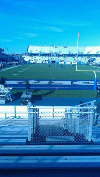 Johnny Red Floyd Stadium, section: 1M, row: 17, seat: 11