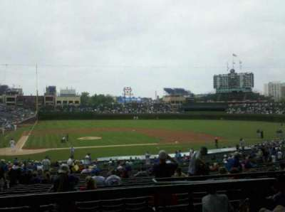 Wrigley Field, section: 226, row: 5, seat: 6