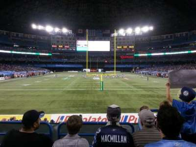 Rogers Centre section 121L