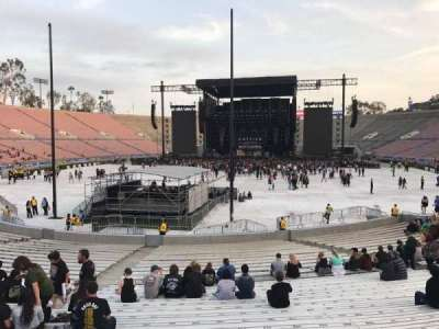 Rose Bowl, section: 14-H, row: 19, seat: 109