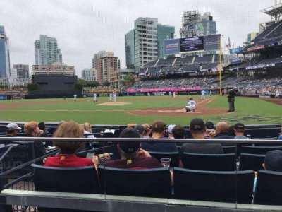 PETCO Park section 104