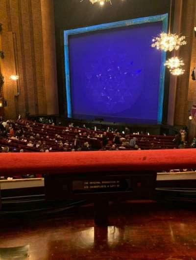 Metropolitan Opera House - Lincoln Center section Parterre 16