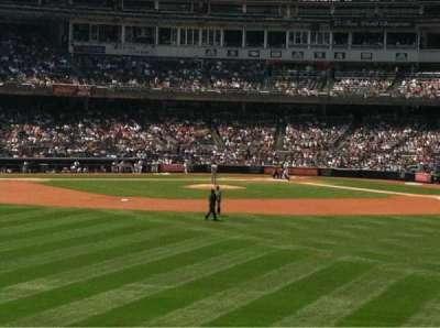 Yankee Stadium, section: 238, row: 1, seat: 11