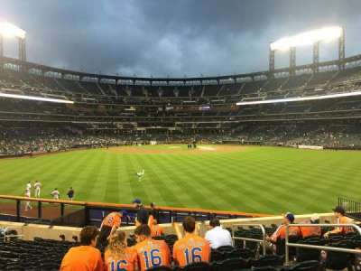 Citi Field, section: 141, row: 15, seat: 19